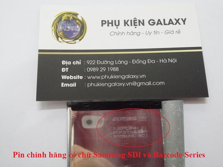 Sản phẩm cần bán: Pin Samsung Galaxy S4 Mini i9190 chính hãng Pin-samsung-galaxy-chinh-hang