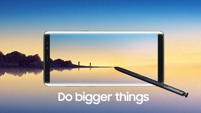 Tổng hợp thông tin về Samsung Galaxy Note 8 mới ra mắt.