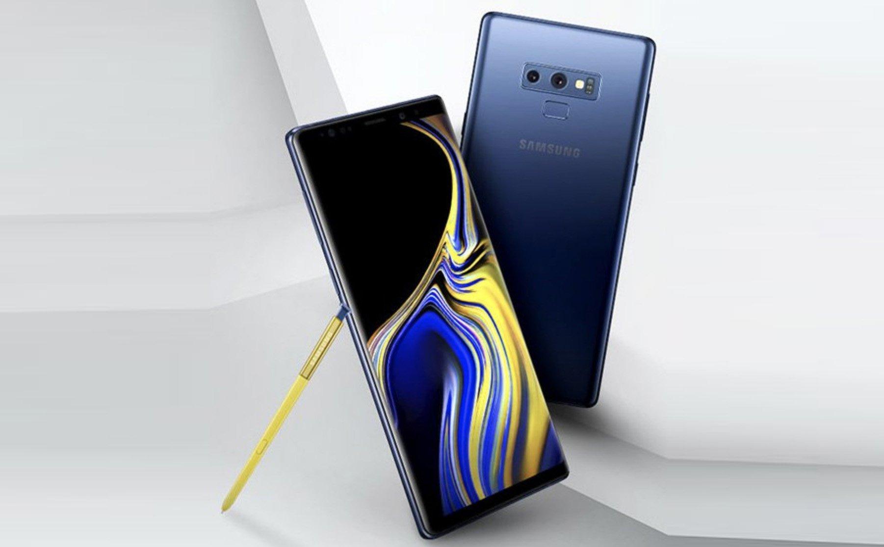 Đã có thể đặt hàng trước Samsung Galaxy Note 9, giá từ 24tr490k