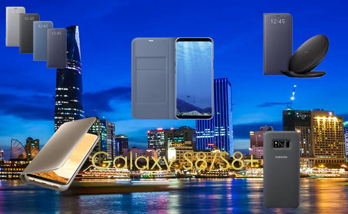 Tổng hợp các mẫu bao da và ốp lưng dành cho Galaxy Note 8