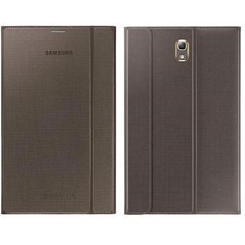 Bookcover Galaxy Tab S 8.4 vàng đồng chính hãng