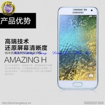 Kính cường lực Galaxy E5 Nillkin Amazing 9H
