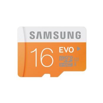 Thẻ nhớ Samsung EVO 16GB class...