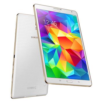 Vỏ Galaxy Tab S 8.4 chính hãng màu trắng