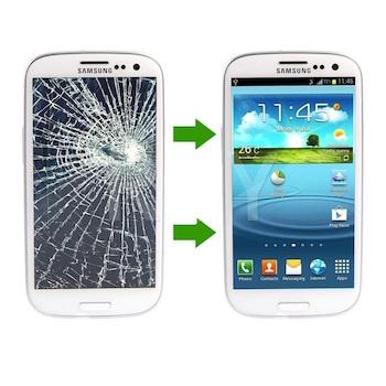 Thay mặt kính Galaxy S3 chính hãng