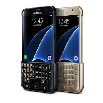 Bàn phím cứng cho Galaxy S7...