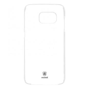 Ốp lưng nhựa cứng trong suốt Galaxy S7 hiệu Baseus