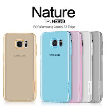 Ốp lưng Silicon Galaxy S7 Edge hiệu Nillkin