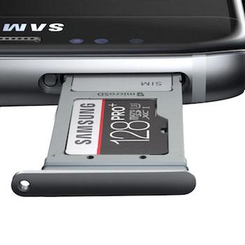 Khay sim Galaxy S7 Edge chính hãng