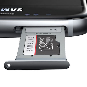Khay sim theo máy Galaxy S7 G930 chính hãng