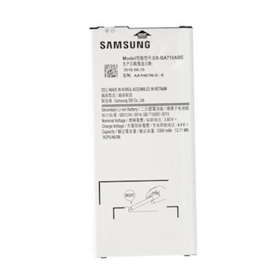 Thay pin Galaxy A7 2016 A710 chính hãng