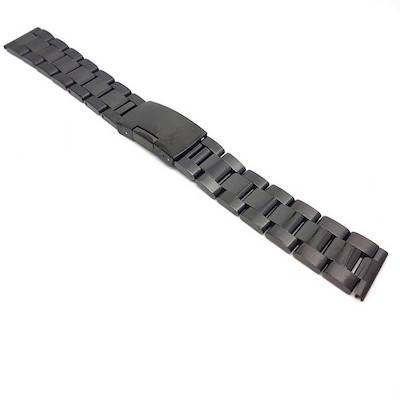Dây kim loại thay thế kích cỡ 22mm cho đồng hồ.