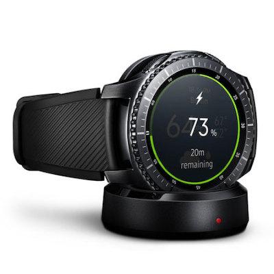 Đế sạc đồng hồ Samsung Gear S3 Classic chính hãng