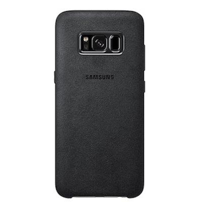 Ốp lưng Alcantara cao cấp chính hãng Samsung cho Galaxy S8 Plus