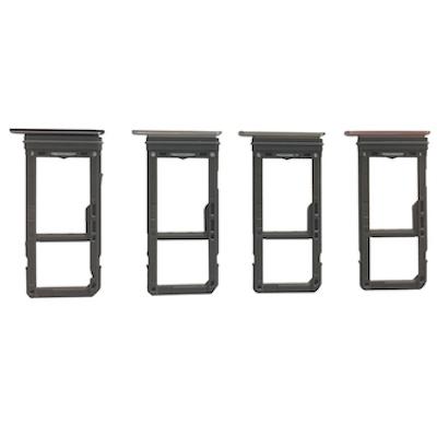 Khay sim Galaxy S9+ (lắp 2 sim) hàng chính hãng