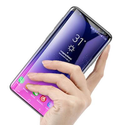 Kính cường lực Galaxy S9 Full màn hiệu Baseus