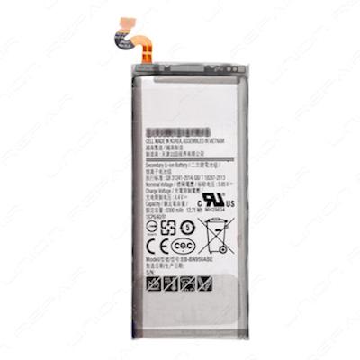 Thay pin Galaxy Note 8 chính hãng theo máy