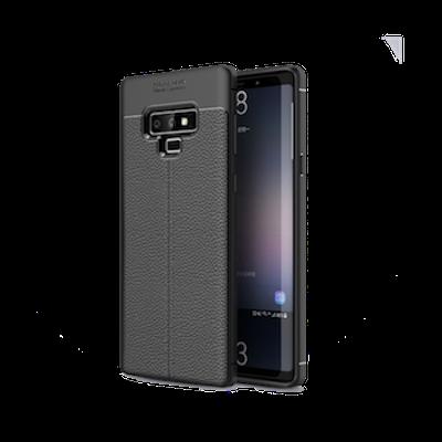 Ốp lưng dẻo vân da Galaxy Note 9