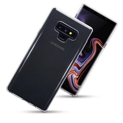 Ốp lưng Clear Cover chính hãng cho Galaxy Note 9