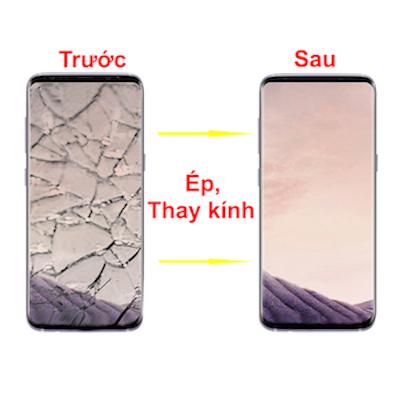 Ép kính màn hình Galaxy S9 Plus chính hãng
