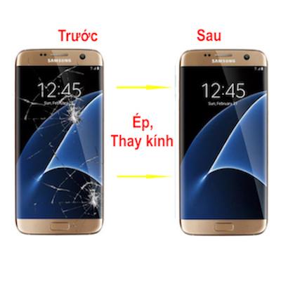 Ép kính màn hình Galaxy S7 Edge chính hãng