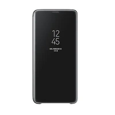 Bao da Clear view Galaxy S9+ chính...