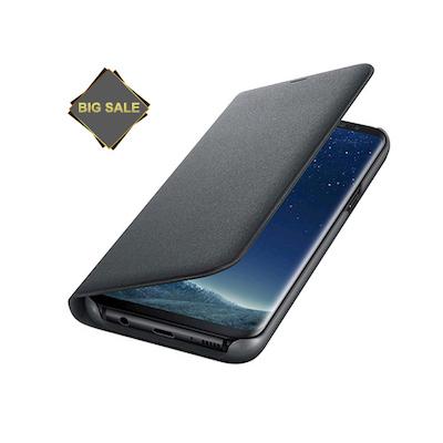 Bao da Led view Galaxy S8 chính hãng