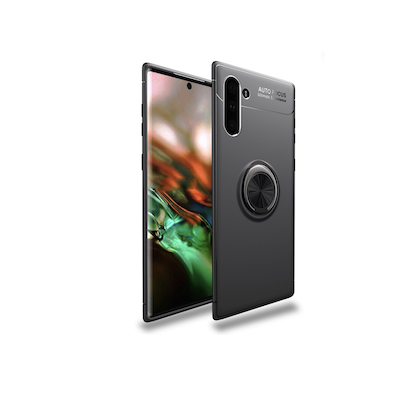 Ốp lưng kèm ring Galaxy Note 10 autofocus