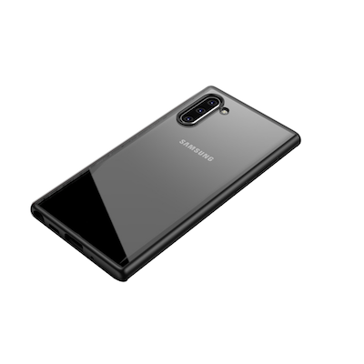 Ốp lưng Galaxy Note 10+ mặt lưng trong suốt