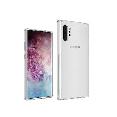 Ốp lưng Silicon kèm máy Galaxy Note 10 plus hàng chính hãng