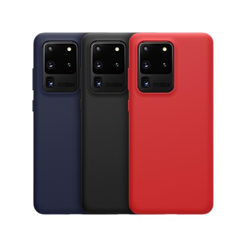 Ốp lưng Silicon Flex Case hiệu Nillkin cho Galaxy S20 Ultra