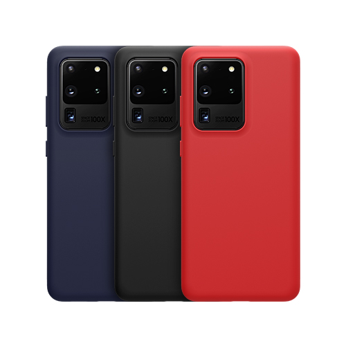 Ốp lưng Silicon Nillkin Flex Case cho Galaxy S20+