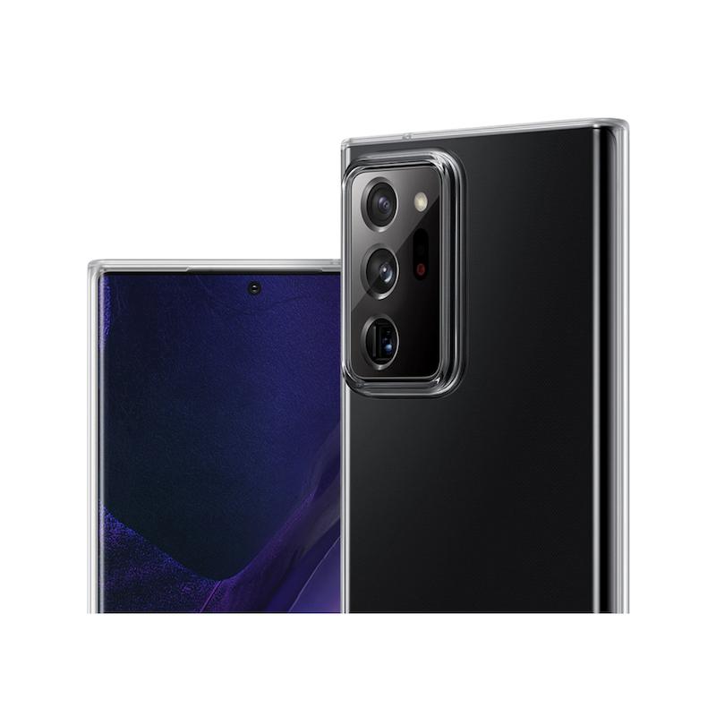Ốp lưng Silicon Galaxy Note 20 Ultra/ Ultra 5G chính hãng kèm máy