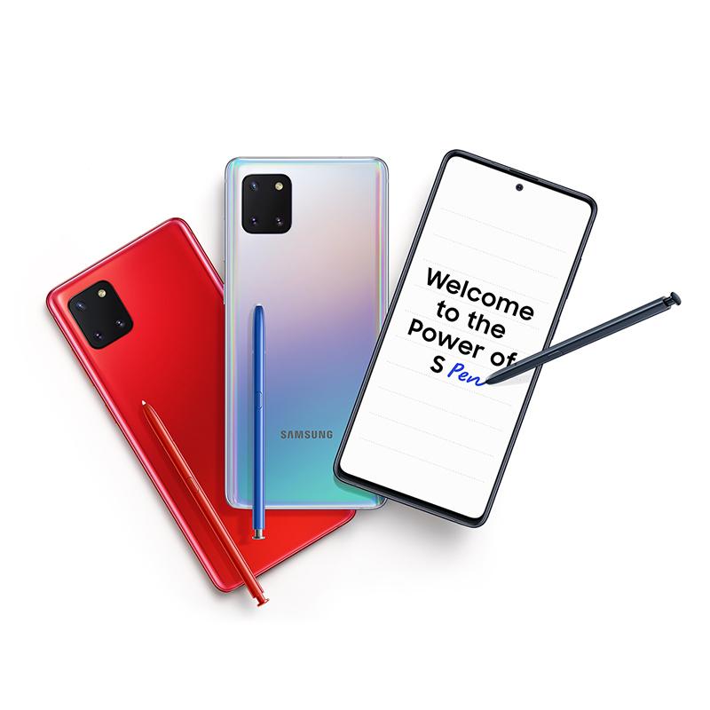 Điện thoại Galaxy Note 10 lite - Hàng chính hãng SSVN