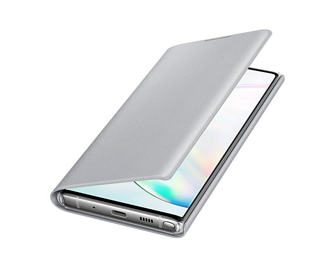 Bao da Led View Cover cho Samsung Galaxy Note 10