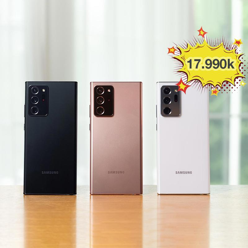 Điện thoại Galaxy Note 20 Ultra 4G chính hãng SSVN