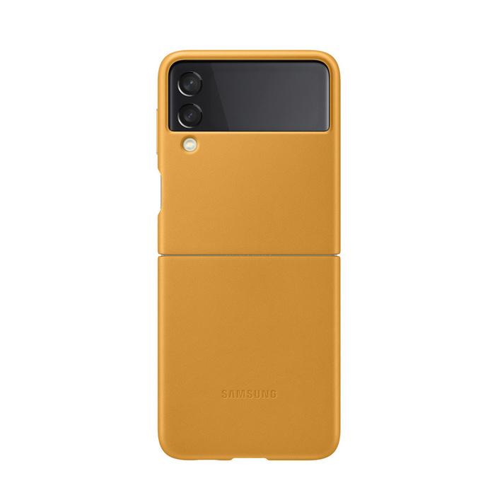 Ốp  lưng da Galaxy Z Flip3 5G Leather Cover